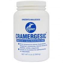 Cramergesic™ Tarro 5 Libras ( 2.286 kgs )